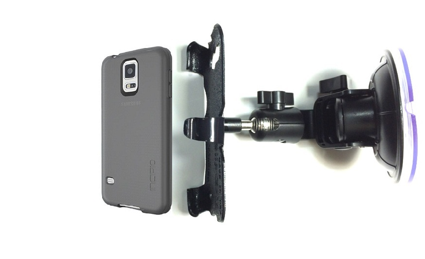 SlipGrip Car Holder For Samsung Galaxy S5 i9600 Using Incipio Using NGP Series Case DT