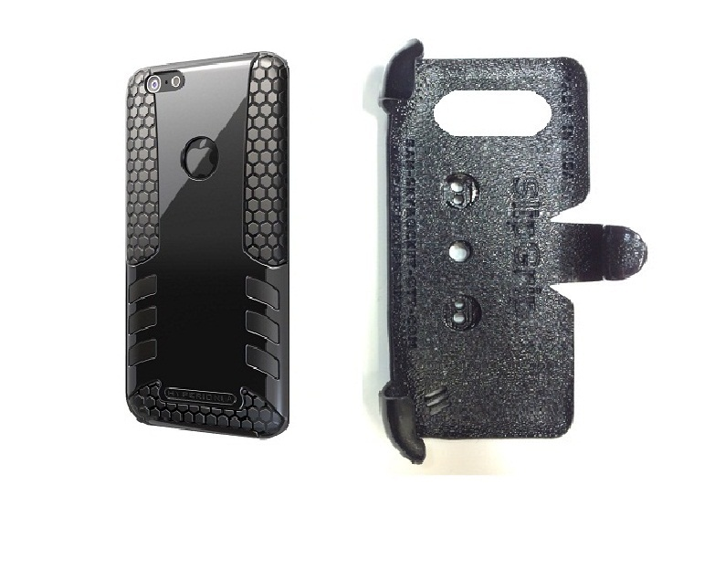 SlipGrip PRO Mounts Holder For Apple iPhone 8 Plus Using Hyperion Titan Hybrid Protective Case