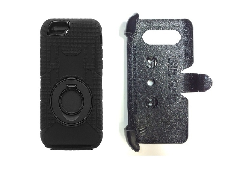 SlipGrip PRO Mounts Holder For Apple iPhone 8 Using Commander Case