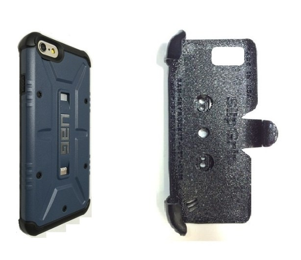 SlipGrip PRO Mounts Holder For Apple iPhone 8 Using UAG Urban Armor Gear Case