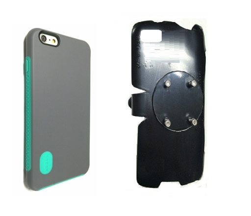 SlipGrip RAM-HOL Holder For Apple iPhone 8 Plus Using Modal - Dual-Layer Case