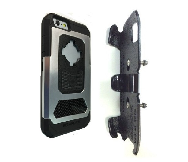 SlipGrip RAM-HOL Holder For Apple iPhone 8 Using RokFrom Fuzion Mountable Case