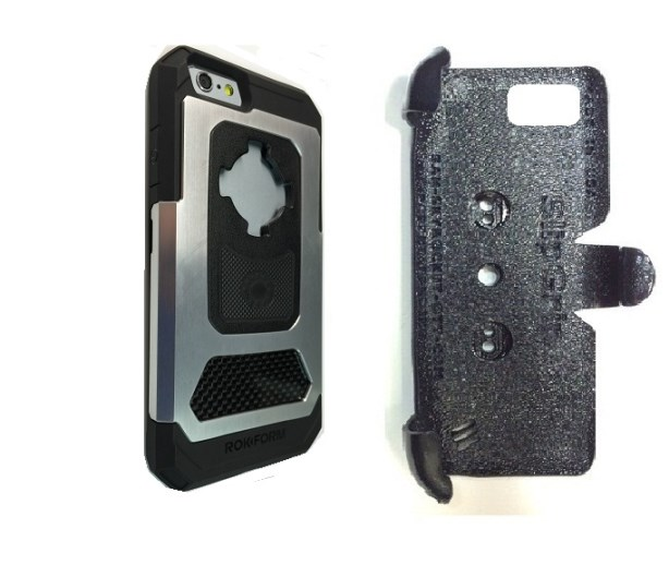SlipGrip PRO Mounts Holder For Apple iPhone 8 Using RokFrom Fuzion Mountable Case