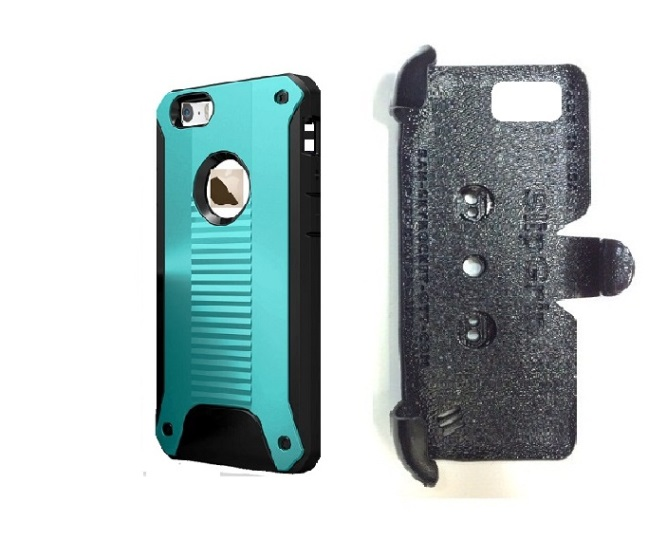 SlipGrip PRO Mounts Holder For Apple iPhone 8 Using ology Rugged Armor Case