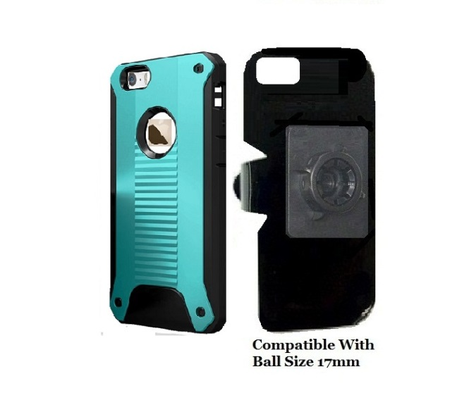 SlipGrip 17MM Holder For Apple iPhone 8 Using ology Rugged Armor Case