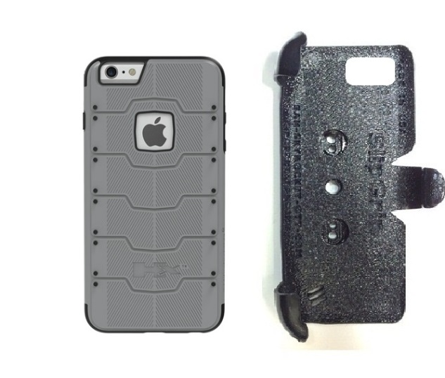 SlipGrip PRO Mounts Holder For Apple iPhone 8 Using Hummer HX PRO Case