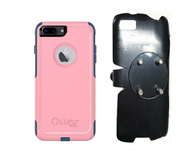 SlipGrip RAM-HOL Holder For Apple iPhone 8 Plus Using OtterBox Commuter Case