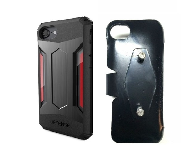 SlipGrip RAM-HOL Holder For Apple iPhone 8 Using X-Doria Defense Gear Case