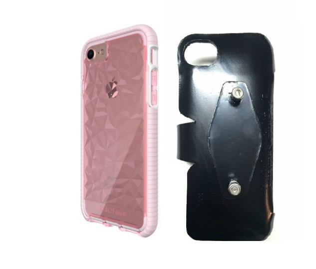 SlipGrip RAM-HOL Holder For Apple iPhone 8 Using Tech21 Evo Gem Case