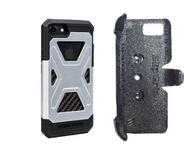 SlipGrip PRO Mounts Holder For Apple iPhone 8 Using Rokform Fuzion Case