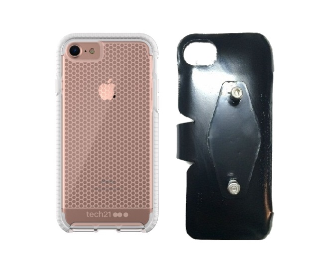 SlipGrip RAM-HOL Holder Designed For Apple iPhone 8 Tech21 Evo Mesh  Case