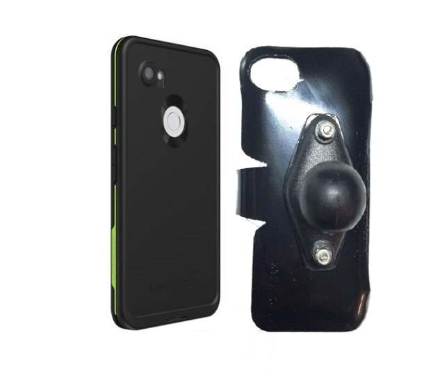 SlipGrip RAM Holder Designed For Google Pixel 3 XL Phone Lifeproof FRE Case