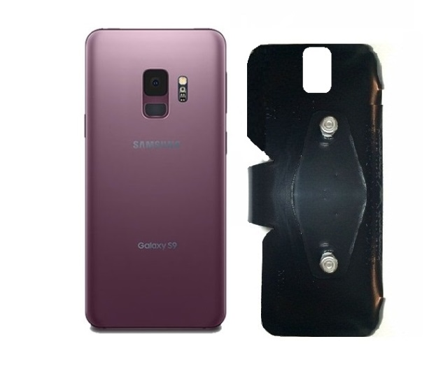 SlipGrip RAM-HOL Holder For Samsung Galaxy S9 Naked Using No Case On
