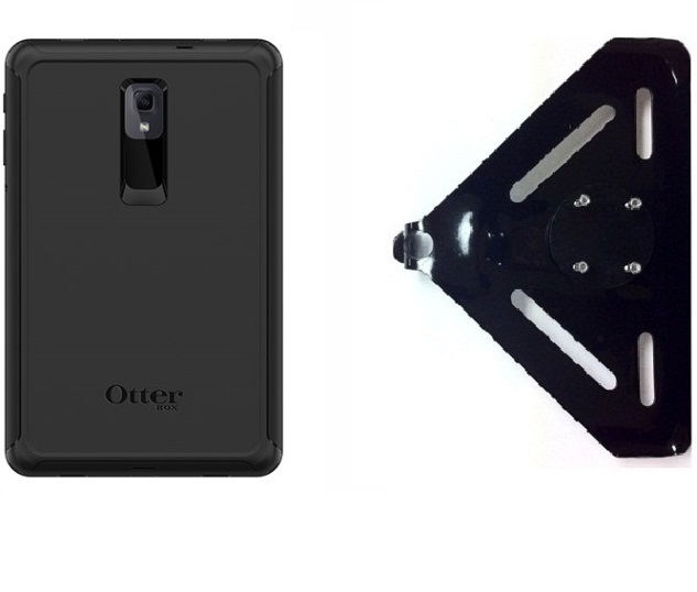 SlipGrip RAM-HOL Mount Designed For Samsung Galaxy Tab A 10.5 Tablet Otterbox Defender Case