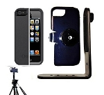 SlipGrip Tripod Mount For Apple iPhone 5 5S Using Otterbox Prefex Case