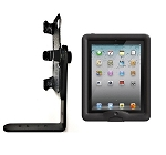 SlipGrip Tripod Mount For Apple iPad 2 & 3 & 4 GEN Using LifeProof Nuud Case