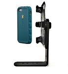 SlipGrip Tripod Mount For Apple iPhone 5 5S Using Speck Tough Skin Case