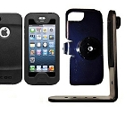 SlipGrip Tripod Mount For Apple iPhone 5 5S Using Seidio OBEX Case