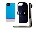 SlipGrip Tripod Mount For Apple iPhone 5 5S Using Body Glove Icon Hybrid Case