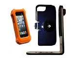 SlipGrip Tripod Mount For Apple iPhone 5 5S Using LifeProof LifeJacket Float Case