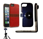 SlipGrip Tripod Mount For Apple iPhone 5 5S Using Cellairis By Elle & Blair Case