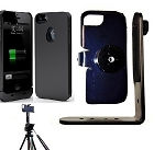 SlipGrip Tripod Mount For Apple iPhone 5 5S Using Maxboost Fusion Battery Case