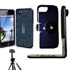 SlipGrip Tripod Mount For Apple iPhone 5 5S Using UAG Urban Armor Gear Case