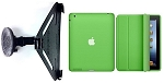 SlipGrip CAR Holder For Apple iPad 2 & 3 & 4 Generation Tablet Using Genuine Apple Smart Case